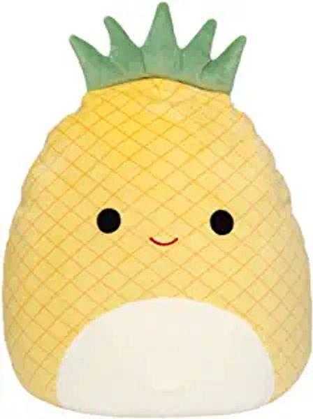 "Squishmallow Official Kellytoy Plush 12"" Maui The Pineapple - Ultrasoft Stuffed Animal Plush Toy"
