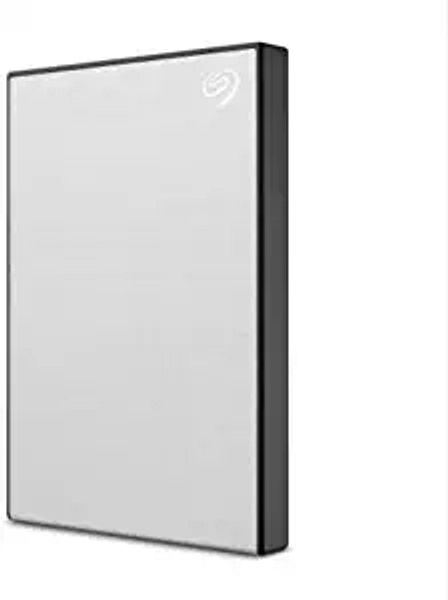 Seagate One Touch 2TB External Hard Drive HDD – Silver USB 3.0 for PC Laptop and Mac, 1 year MylioCreate, 4 Months Adobe Creative Cloud Photography Plan (STKB2000401) | Amazon