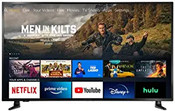 All-New Insignia 55 inch NS-55F301NA22 F30 Series LED 4K UHD Smart Fire TV, Released 2021 | Amazon