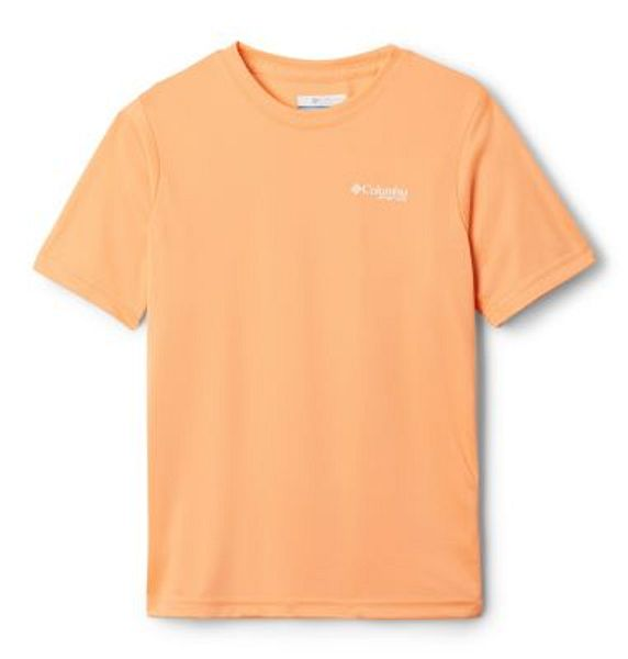 Boys' PFG™Stamp Short Sleeve Shirt   Columbia Sportswear