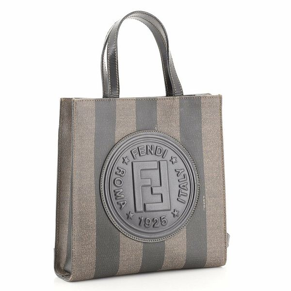 Fendi Vintage Pequin Tote Backpack Coated Canvas Small  | eBay