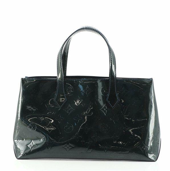 Louis Vuitton Wilshire Handbag Monogram Vernis PM  | eBay