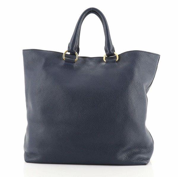 Prada Shopping Tote Vitello Daino Large  | eBay
