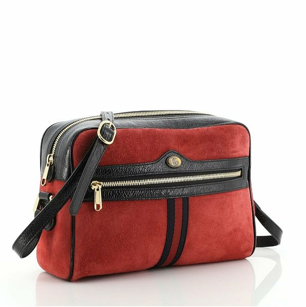 Gucci Ophidia Shoulder Bag Suede Small    eBay