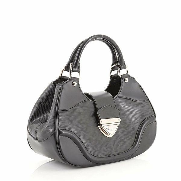 Louis Vuitton Montaigne Sac Handbag Epi Leather    eBay