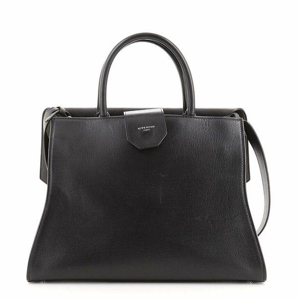 Givenchy Obsedia Satchel Leather Medium    eBay