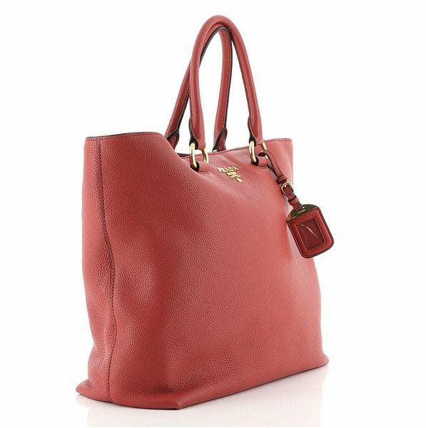 Prada Convertible Shopping Tote Vitello Daino Medium  | eBay