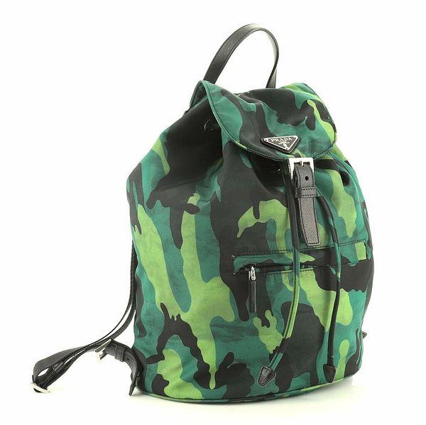 Prada Camouflage Backpack Tessuto Medium    eBay