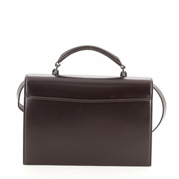 Saint Laurent Bellechasse Satchel Leather Small  | eBay