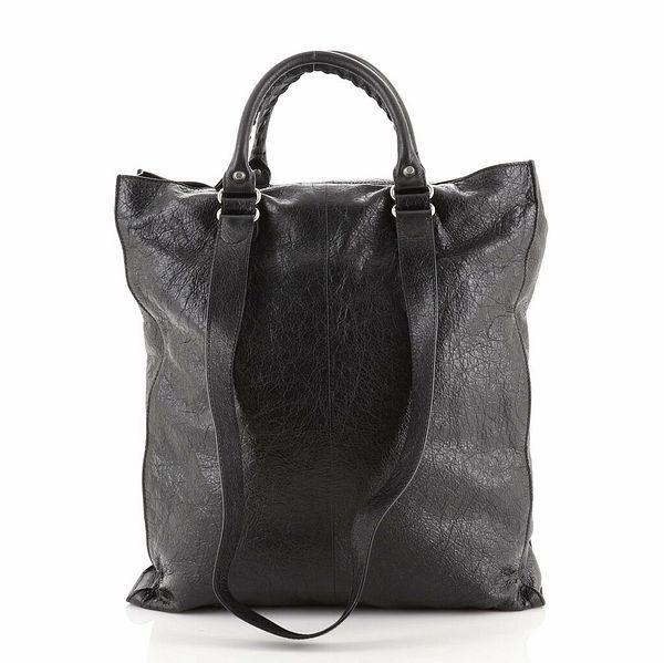 Balenciaga Arena Classic Studs Convertible Tote Leather  | eBay
