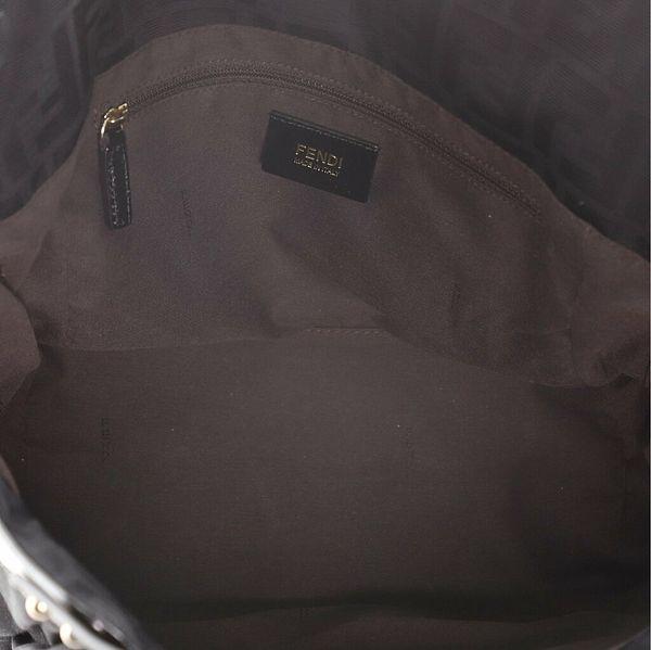 Fendi Chef Pocket Tote Zucca Canvas Medium  | eBay