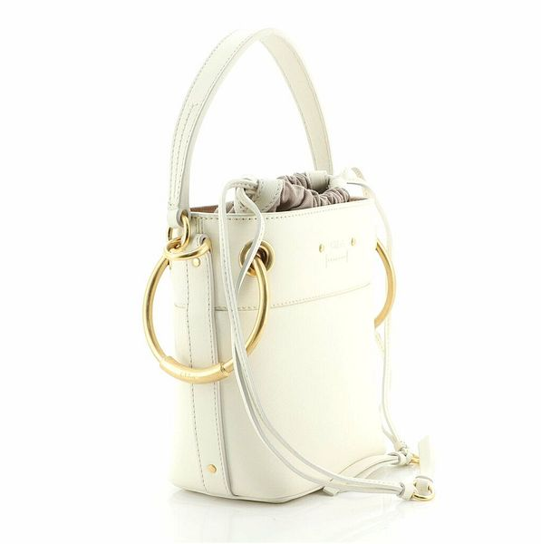 Chloe Roy Bucket Bag Leather Mini    eBay