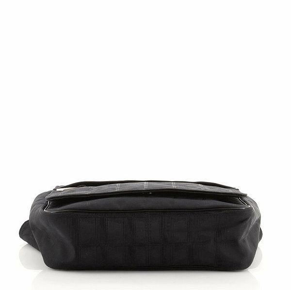 Chanel Travel Line Flap Waist Bag Nylon Medium  | eBay
