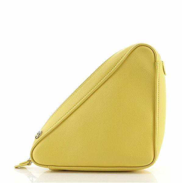 Balenciaga Triangle Chain Crossbody Bag Leather. Small  | eBay