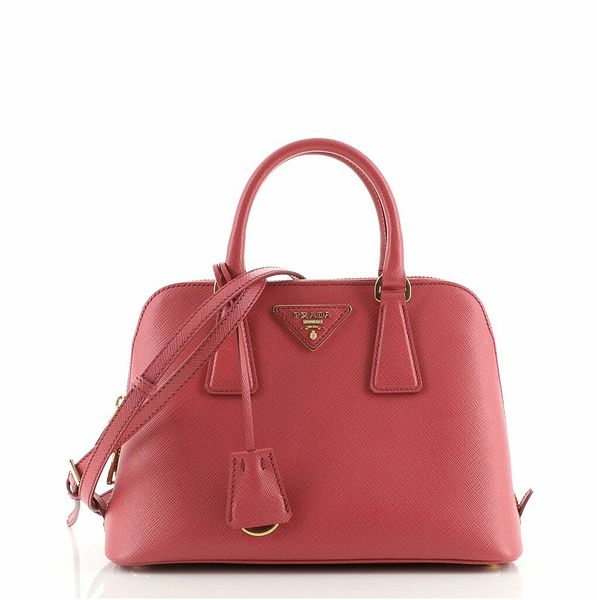 Prada Promenade Bag Saffiano Leather Small    eBay