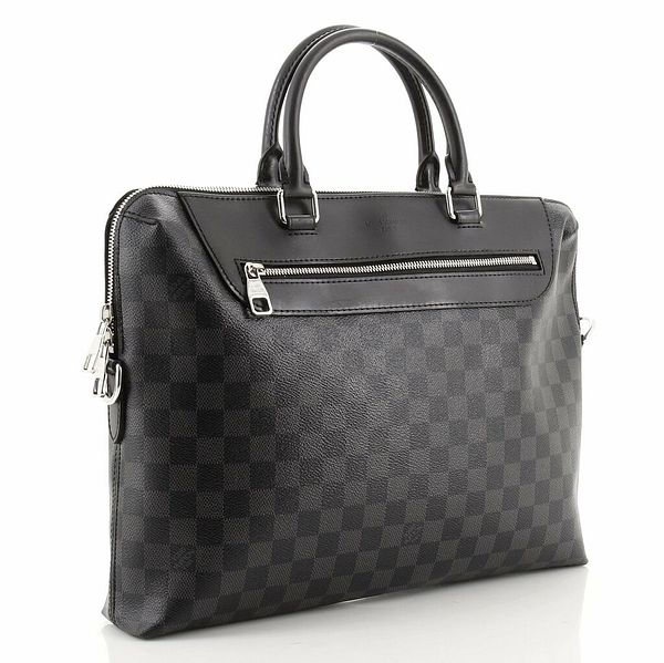 Louis Vuitton Porte-Documents Jour NM Bag Damier Graphite    eBay