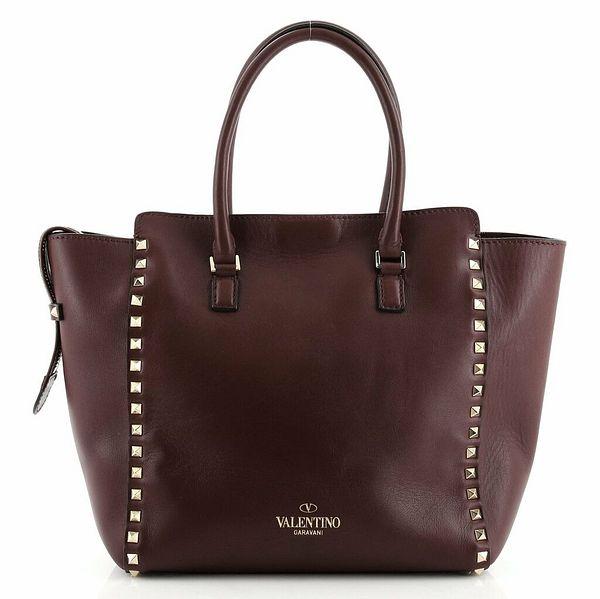 Valentino Rockstud Tote Rigid Leather Medium  | eBay