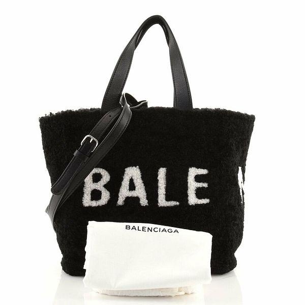 Balenciaga логотип сумка из овчины небольшой  | eBay