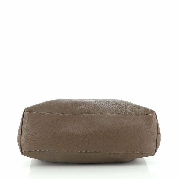 Gucci Twill Hobo Leather    eBay