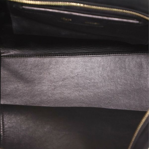 Celine Trapeze Bag Crocodile Embossed Leather Medium  | eBay