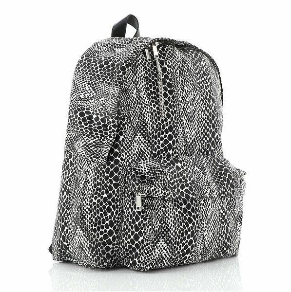 Celine Zip Around Backpack Printed Canvas Medium    eBay