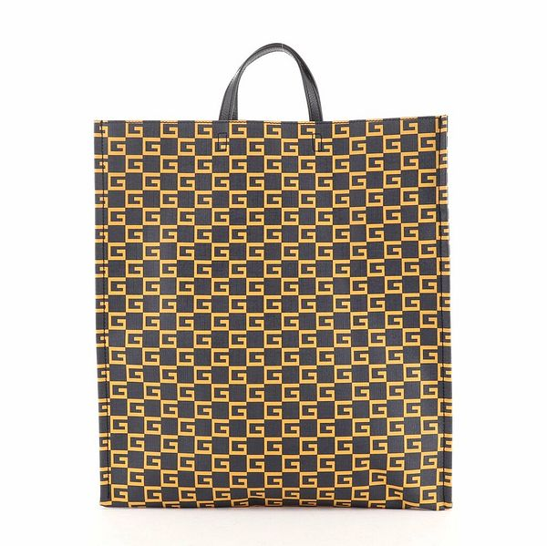 Gucci Square G Open Tote Printed Coated Canvas Large  | eBay
