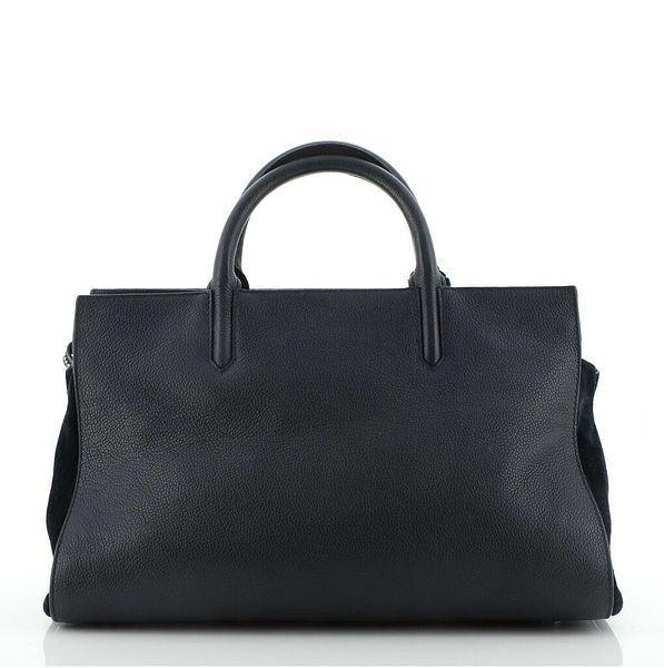 Saint Laurent Rive Gauche Cabas Leather Small  | eBay