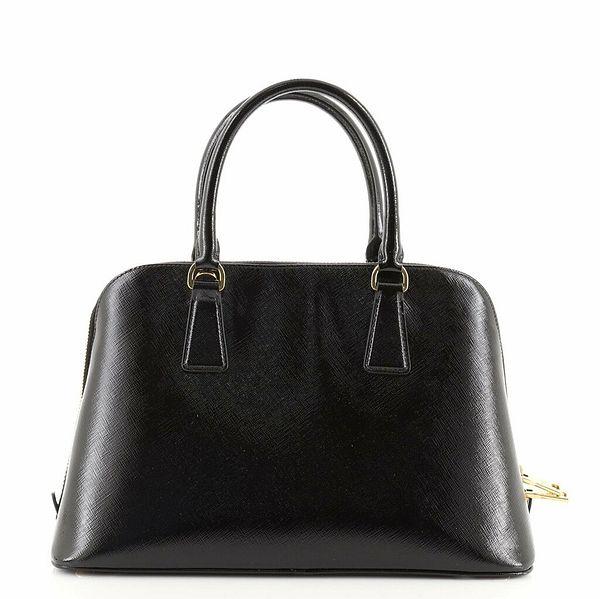 Prada Promenade Bag Vernice Saffiano Leather Medium    eBay