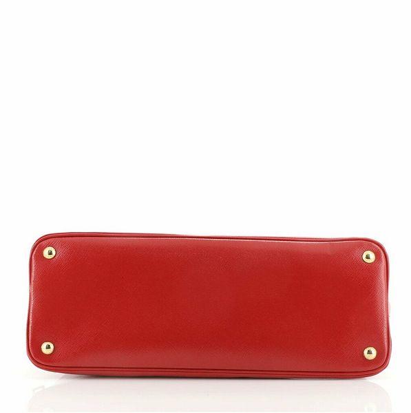 Prada Promenade Bag Vernice Saffiano Leather Large  | eBay