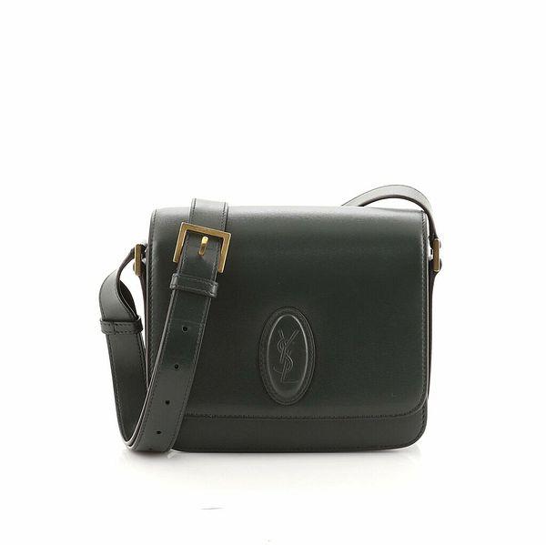 Saint Laurent Le 61 Saddle Bag Leather Small  | eBay