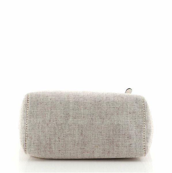 Prada Logo Belted Shopping Tote Canvas Medium  | eBay