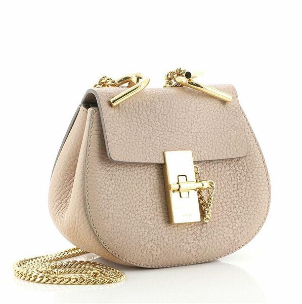 Chloe Drew Crossbody Bag Leather Nano    eBay