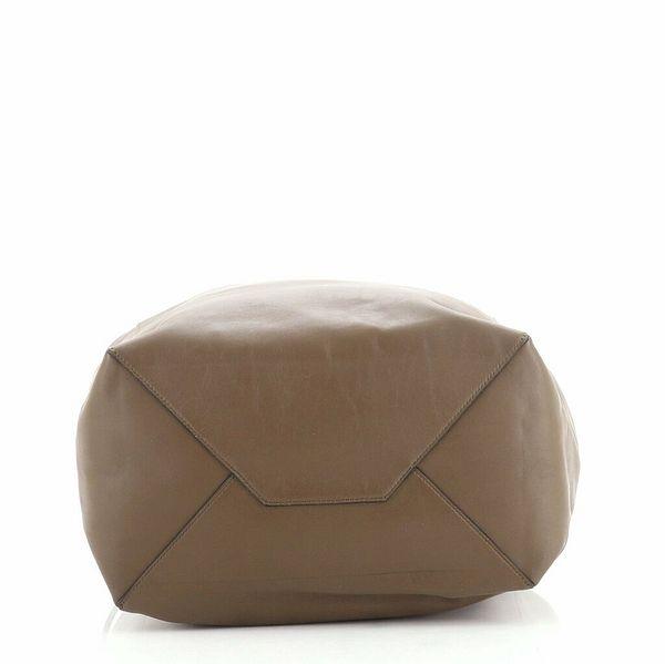 Celine Coulisse Shoulder Bag Leather Small  | eBay