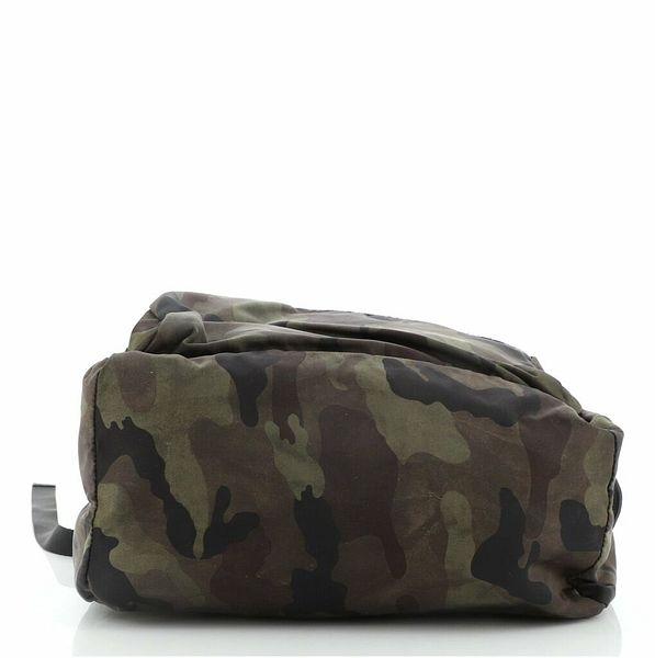Prada Double Zip Backpack Printed Tessuto Medium  | eBay