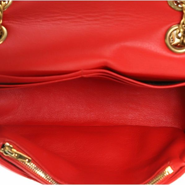 Balenciaga BB Chain Round Shoulder Bag Quilted Embroidered Leather Small  | eBay