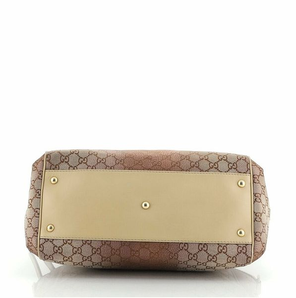 Gucci Scarlett Top Handle Bag GG Lurex Medium  | eBay