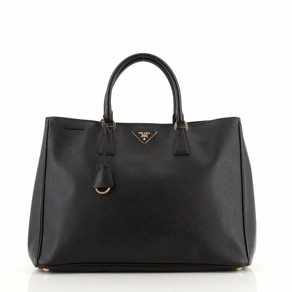 Prada Lux Open Tote Saffiano Leather Large  | eBay