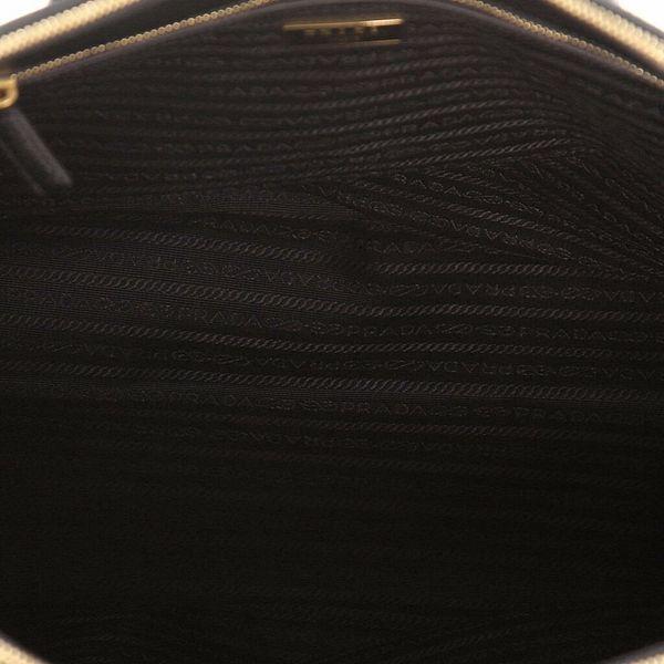 Prada Double Zip Lux Convertible Tote Saffiano Leather XL    eBay