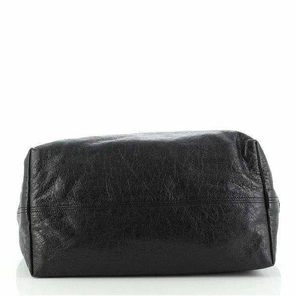 Balenciaga Carry Shopper Tote Leather Large    eBay