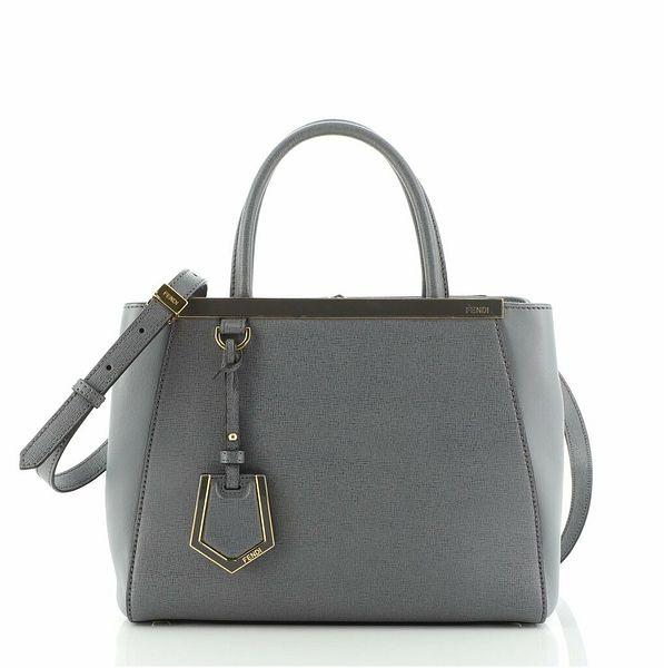 Fendi 2Jours Bag Leather Petite    eBay