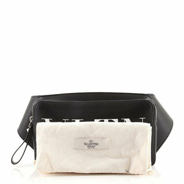 Valentino VLTN Belt Bag Printed Leather    eBay