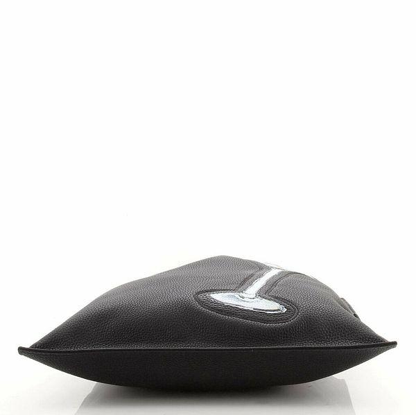 Fendi Logo Shopper Tote Printed Leather    eBay