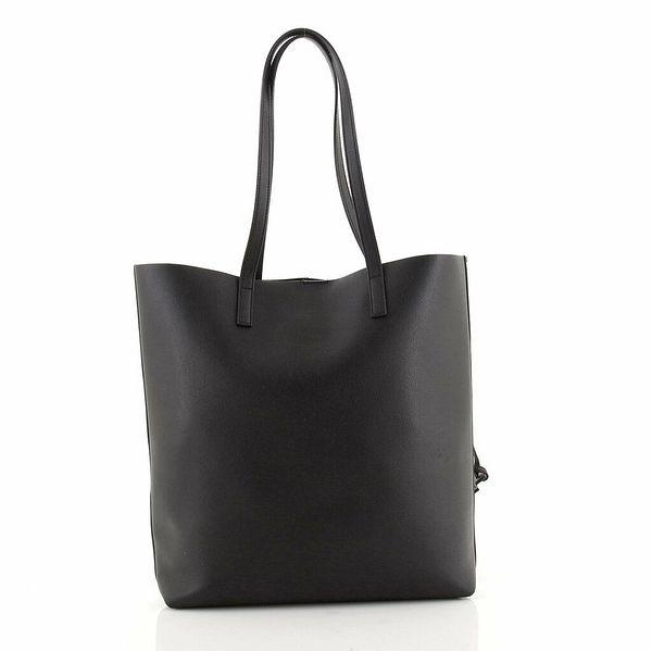 Saint Laurent Shopper Tote Leather Tall    eBay