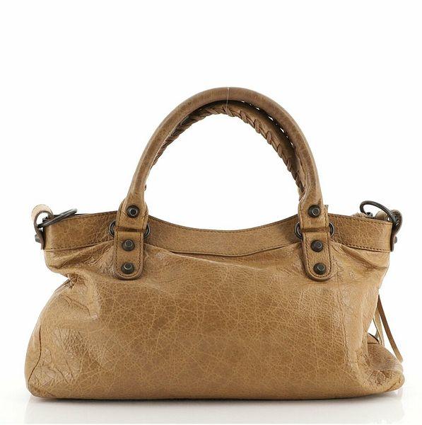 Balenciaga First Classic Studs Bag Leather    eBay