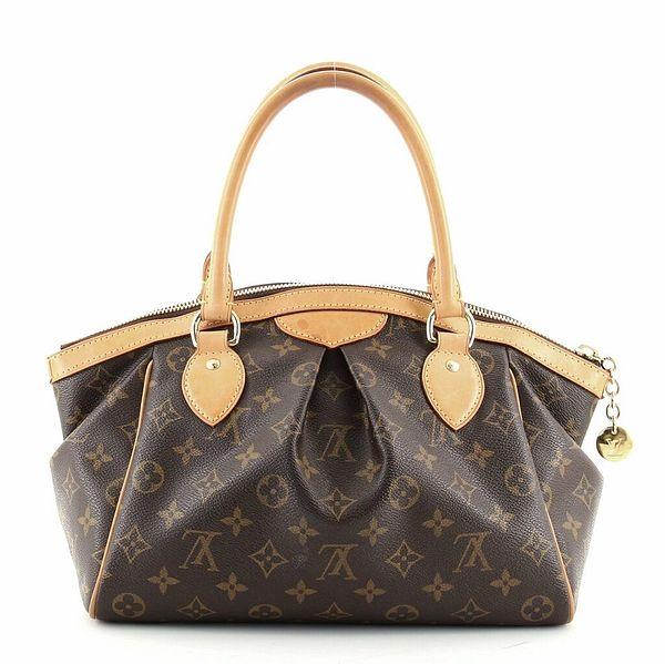 Louis Vuitton Tivoli Handbag Monogram Canvas PM  | eBay