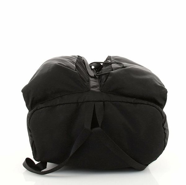 Prada Double Pocket Buckle Backpack Tessuto Large  | eBay