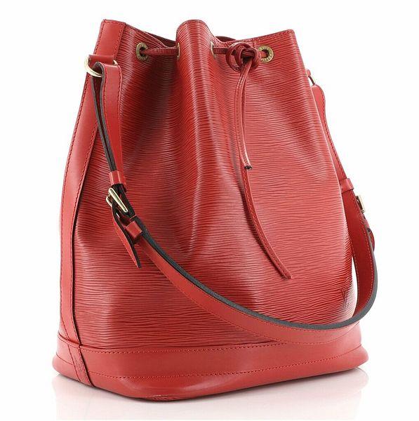 Louis Vuitton Noe сумка Epi кожа большая    eBay