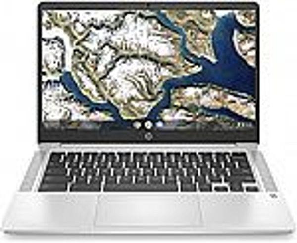 """HP Chromebook 14"""" FHD Laptop (N4000, 4GB, 32GB 14a-na0050nr)"""