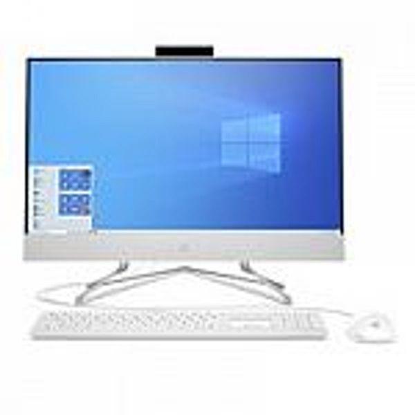 """HP All-in-One 24-dd0010 23.8"""" Desktop (Athlon Silver 3050U 8GB 256GB) @Walmart"""