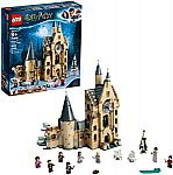 LEGO Harry Potter Hogwarts Clock Tower 75948 (922-Pc)